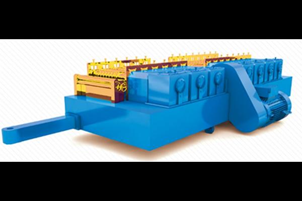 螺旋波纹钢管七箱机