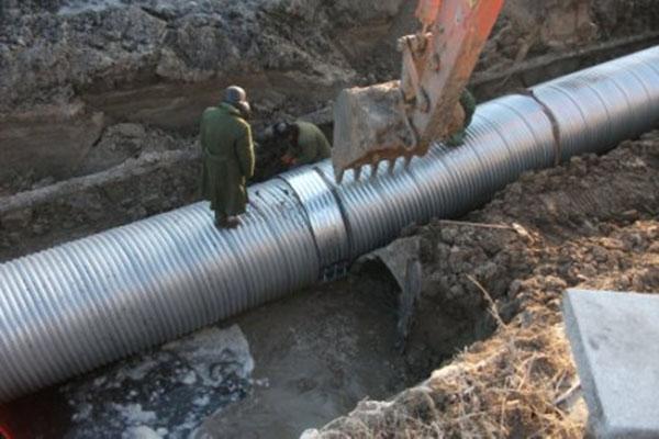 盘锦排水管道1